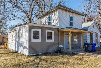 Sedalia Single Family Home For Sale: 1210 S Missouri