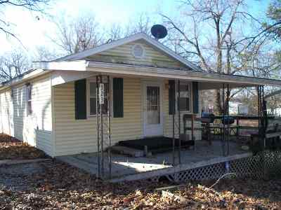 Benton County Single Family Home For Sale: 323 Cedar St