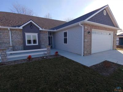 Sedalia Condo/Townhouse For Sale: 2707 Graham Dr.