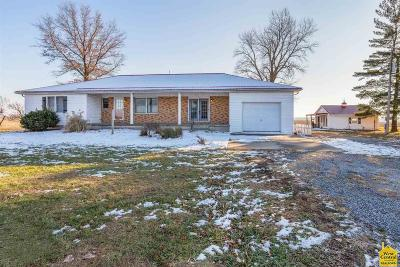 Pettis County Single Family Home For Sale: 22874 Hwy Cc