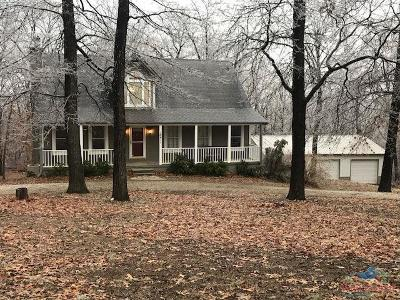 Benton County, Henry County, Hickory County, Saint Clair County Single Family Home For Sale: 16411 Walnut Grove Rd.