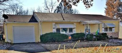 Johnson County Single Family Home For Sale: 106 Grant