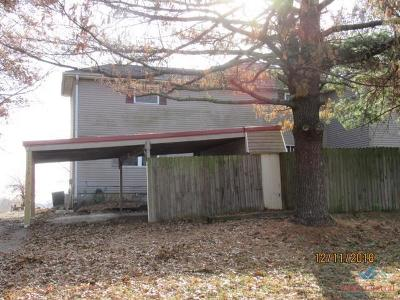 Sedalia Condo/Townhouse For Sale: 1219a Elm Hills Blvd