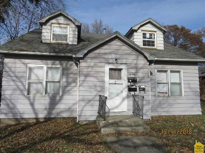 Sedalia Multi Family Home For Sale: 1606 W Broadway