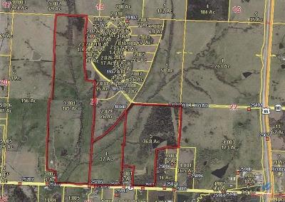 Residential Lots & Land For Sale: 259 Acres Hwy T