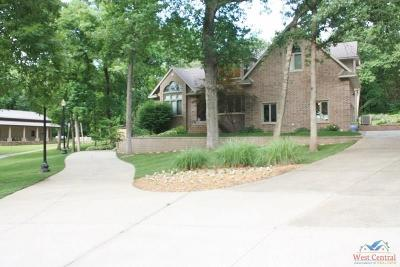 Warsaw Single Family Home For Sale: 1636 Sunchase Dr