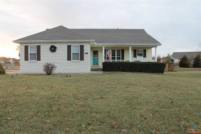 Sedalia Single Family Home For Sale: 3002 Clarendon Rd