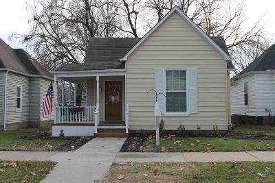 Sedalia Single Family Home Sale Pending/Backups: 810 E 10th