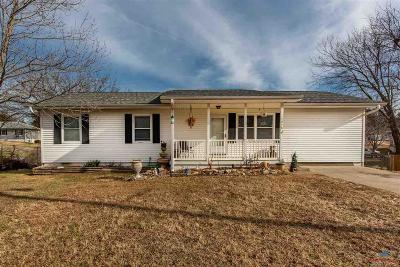 Warsaw Single Family Home Sale Pending/Backups: 1046 Hazel St