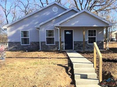 Johnson County Single Family Home For Sale: 805 Hickory Street