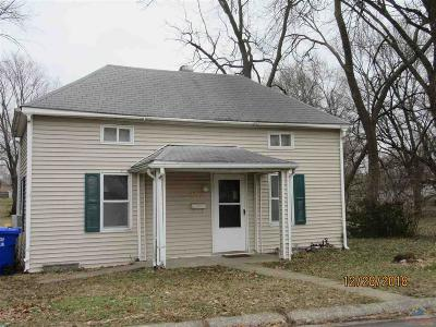 Sedalia Single Family Home For Sale: 907 S Mildred