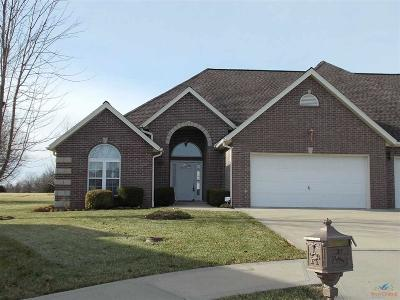 Sedalia Condo/Townhouse Sale Pending/Backups: 3215 Cunningham Ct
