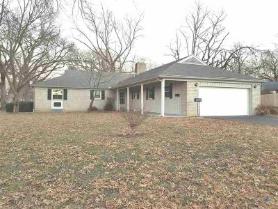 Sedalia Single Family Home For Sale: 1001 S Warren
