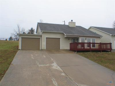 Warsaw Single Family Home For Sale: 22864 Lake Villa Dr
