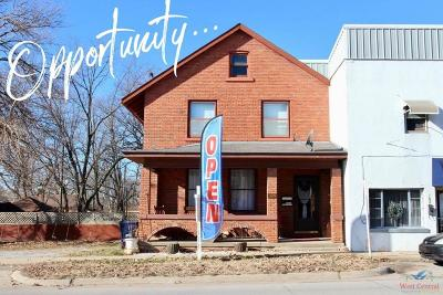 Knob Noster MO Commercial For Sale: $104,900