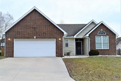 Warrensburg Single Family Home For Sale: 1317 Fawn Lane