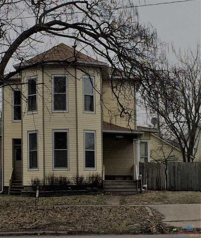 Sedalia MO Single Family Home For Sale: $109,000