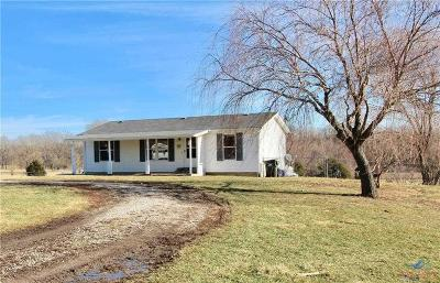 Johnson County Single Family Home Sale Pending/Backups: 719 NW 201 Rd