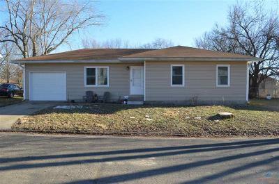 Sedalia MO Single Family Home For Sale: $87,900
