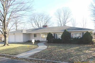 Sedalia MO Single Family Home For Sale: $158,850