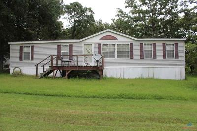 Osceola Manufactured Home For Sale: 200 NE 183 Pvt Rd
