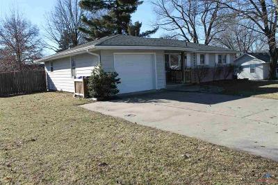 Sedalia Single Family Home Sale Pending/Backups: 703 W 23rd