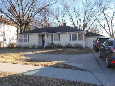 Sedalia MO Single Family Home For Sale: $89,500