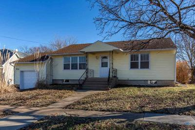 Benton County Single Family Home Sale Pending/Backups: 106 Ash St