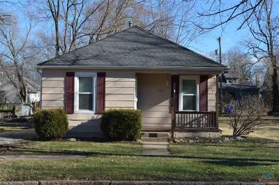 Sedalia Single Family Home Sale Pending/Backups: 1417 S Sneed