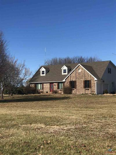 Clinton Single Family Home Sale Pending/Backups: 41 SW 450th Road