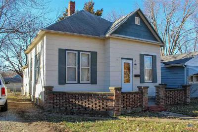 Sedalia Single Family Home For Sale: 1412 S Grand