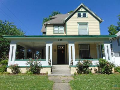 Henry County Single Family Home For Sale: 319 S 3rd Street