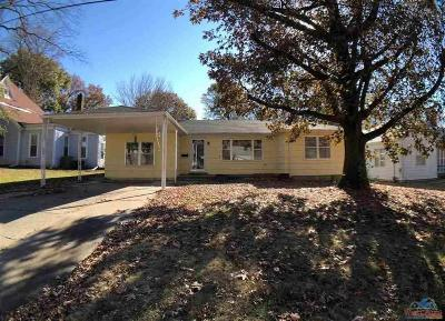 Henry County Single Family Home For Sale: 112 E Tebo