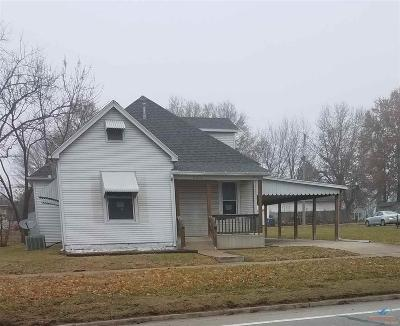 Sedalia Single Family Home For Sale: 2217 E Broadway