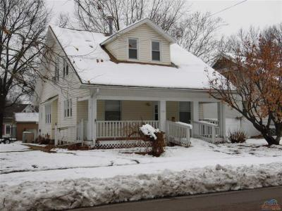 Sedalia Single Family Home For Sale: 520 S Park