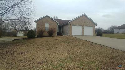 Henry County Single Family Home For Sale: 1009 Linwood Dr