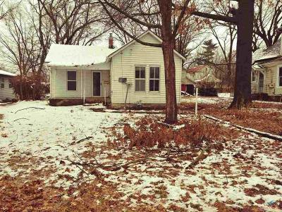 Henry County Single Family Home For Sale: 508 E Franklin