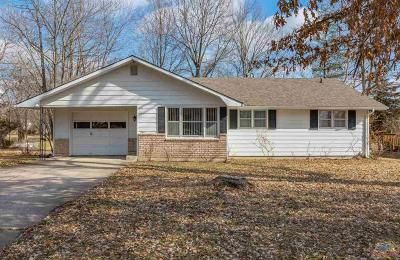 Sedalia MO Single Family Home For Sale: $139,900