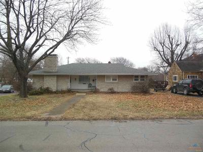 Henry County Single Family Home Sale Pending/Backups: 902 S 3rd