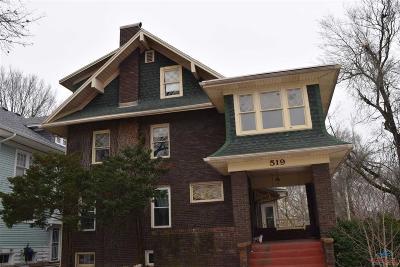 Sedalia Single Family Home For Sale: 519 W Broadway