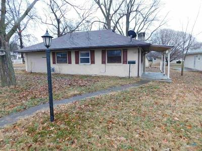 Henry County Single Family Home For Sale: 110 W Rogers St.