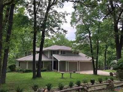Benton County, Henry County, Hickory County, Saint Clair County Single Family Home For Sale: 1241 SE 720 Rd