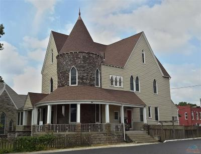Sedalia Single Family Home Sale Pending/Backups: 117 E Broadway