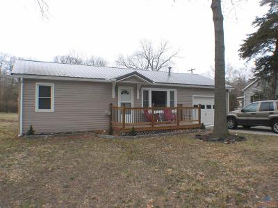 Benton County Single Family Home Sale Pending/Backups: 1309 Polk St