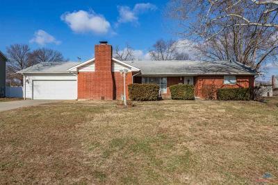 Sedalia Single Family Home Sale Pending/Backups: 1812 W 4th St