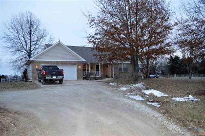 Single Family Home For Sale: 29350 Hwy U