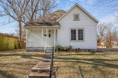 Sedalia Single Family Home Sale Pending/Backups: 1916 S Park Ave.
