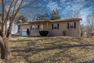 Benton County Single Family Home Sale Pending/Backups: 1106 Quail Run