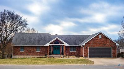 Sedalia Single Family Home For Sale: 1815 W Timber Ridge