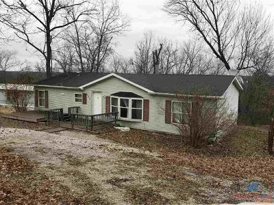 Benton County Single Family Home For Sale: 33810 Hilty Ave.
